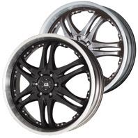 AMERICAN RACING DP-12 . Представлен цвет: black, другие доступные цвета, размеры и цены по ссылке.