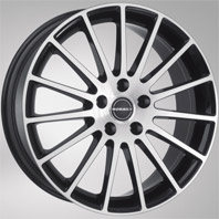 BORBET LS . Представлен цвет: black chrome polished, другие доступные цвета, размеры и цены по ссылке.
