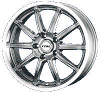 Rial Monza . Представлен цвет: Темное Серебро, другие доступные цвета, размеры и цены по ссылке.