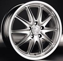 Racing Wheels H-105 . Представлен цвет: HS, другие доступные цвета, размеры и цены по ссылке.