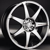 Racing Wheels H-117 . Представлен цвет: HS, другие доступные цвета, размеры и цены по ссылке.