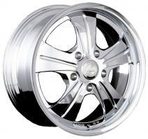 Racing Wheels HF-611 . Представлен цвет: Chrome, другие доступные цвета, размеры и цены по ссылке.