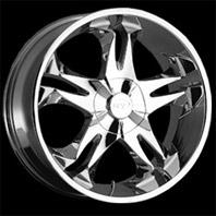 VCT Wheel BRASCO . Представлен цвет: Chrome, другие доступные цвета, размеры и цены по ссылке.