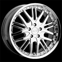 VCT Wheel MANZANO . Представлен цвет: Chrome, другие доступные цвета, размеры и цены по ссылке.