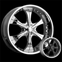 VCT Wheel SCARFACE . Представлен цвет: Chrome, другие доступные цвета, размеры и цены по ссылке.