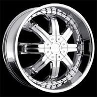 VCT Wheel SICILIAN . Представлен цвет: Chrome, другие доступные цвета, размеры и цены по ссылке.