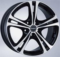 BORBET XL . Представлен цвет: black polished, другие доступные цвета, размеры и цены по ссылке.