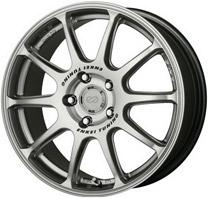 ENKEI SC15 . Представлен цвет: Hyper Silver, другие доступные цвета, размеры и цены по ссылке.