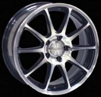 Racing Wheels H-422 . Представлен цвет: BK/LRD, другие доступные цвета, размеры и цены по ссылке.