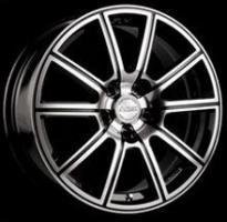 Racing Wheels H-423 . Представлен цвет: BK/FP, другие доступные цвета, размеры и цены по ссылке.