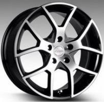 Racing Wheels H-466 . Представлен цвет: BK/FP, другие доступные цвета, размеры и цены по ссылке.