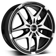 BORBET XB . Представлен цвет: black polished, другие доступные цвета, размеры и цены по ссылке.