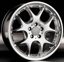 Racing Wheels BZ-18R . Представлен цвет: HS, другие доступные цвета, размеры и цены по ссылке.