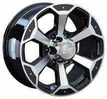 LS Wheels LS187 . Представлен цвет: BKF, другие доступные цвета, размеры и цены по ссылке.