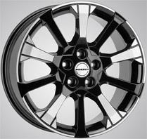 BORBET X10 . Представлен цвет: black gloss, другие доступные цвета, размеры и цены по ссылке.
