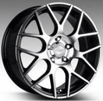 Racing Wheels H-487 . Представлен цвет: BK-ORD F/P, другие доступные цвета, размеры и цены по ссылке.