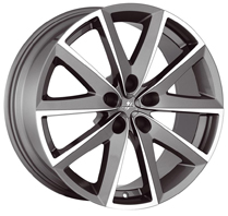 FONDMETAL 7600 . Представлен цвет: Shiny Silver, другие доступные цвета, размеры и цены по ссылке.