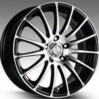 Racing Wheels H-290 . Представлен цвет: BK/FP, другие доступные цвета, размеры и цены по ссылке.