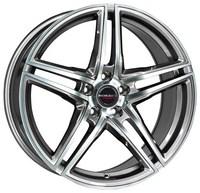 BORBET XRT . Представлен цвет: black polished, другие доступные цвета, размеры и цены по ссылке.