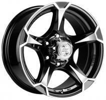 Racing Wheels 547 . Представлен цвет: BK/FP, другие доступные цвета, размеры и цены по ссылке.
