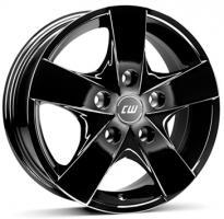 BORBET CWF . Представлен цвет: black gloss, другие доступные цвета, размеры и цены по ссылке.
