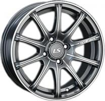 LS Wheels LS317 . Представлен цвет: GMF, другие доступные цвета, размеры и цены по ссылке.