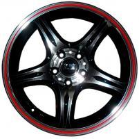 LS Wheels LS319 . Представлен цвет: BKFRL, другие доступные цвета, размеры и цены по ссылке.
