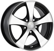 LS Wheels LS324 . Представлен цвет: BKF, другие доступные цвета, размеры и цены по ссылке.