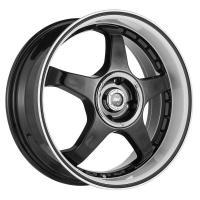 Racing Wheels H-115 . Представлен цвет: BK-OJW P, другие доступные цвета, размеры и цены по ссылке.