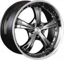 Racing Wheels H-194 . Представлен цвет: HPT, другие доступные цвета, размеры и цены по ссылке.
