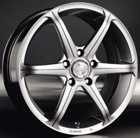 Racing Wheels H-116 . Представлен цвет: BK-OJW P, другие доступные цвета, размеры и цены по ссылке.