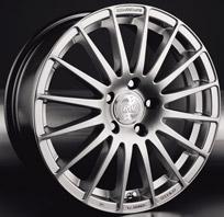 Racing Wheels H-305 . Представлен цвет: Chrome, другие доступные цвета, размеры и цены по ссылке.
