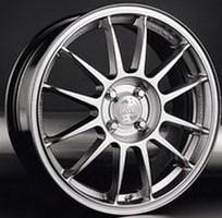 Racing Wheels H-106 . Представлен цвет: HS, другие доступные цвета, размеры и цены по ссылке.
