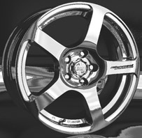 Racing Wheels H-218 . Представлен цвет: Chrome, другие доступные цвета, размеры и цены по ссылке.