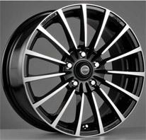 Racing Wheels H-429 . Представлен цвет: BK/FP, другие доступные цвета, размеры и цены по ссылке.