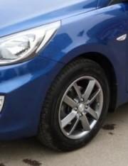 Hyundai Elantra на дисках СКАД Самурай
