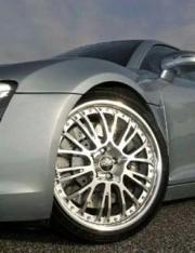 Audi на дисках OZ Botticelli