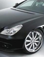 Mercedes на дисках OZ MICHELANGELO 10