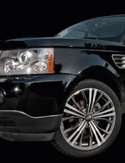 Range Rover на дисках OZ CORTINA