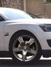 Audi Q7 на дисках OZ VERSILIA
