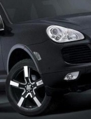 Porsche Cayenne на дисках OZ VERSILIA