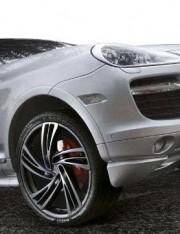 Porsche Cayenne на дисках OZ SARDEGNA