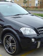 Mercedes ML на дисках Antera 381