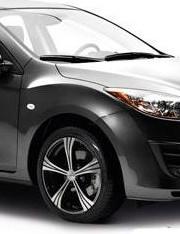 Mazda 3 на дисках DEZENT RL