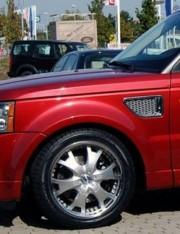 Rover Sport на дисках Antera 361