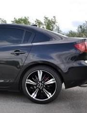 Mazda 3 на дисках Alutec Ecstasy