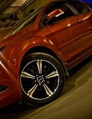 Ford Focus III на дисках Alutec Ecstasy