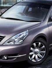 Nissan Teana на дисках Replica NS18