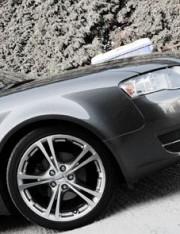 Audi A4 Cab  на дисках Borbet XL
