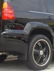 Lexus GX470 на дисках Antera 341